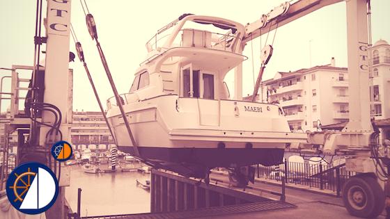 Cuidados y mantenimiento de embarcaciones