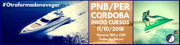 PNB PER Licencias de navegacion en Cordoba